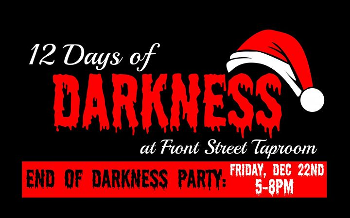 12 Days of Darkness