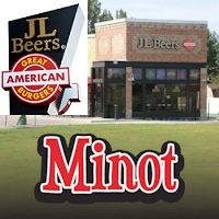 JL Beers Minot's First Cask